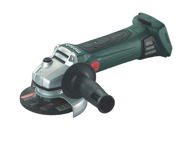 Metabo W18N 115 mm Grinder 18 Volt Bare Unit 18V
