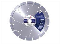 Marcrist Mi750 Diamond Blade Fast Universal Cut 115mm x 22.2mm