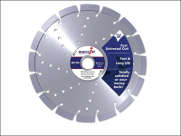 Marcrist Mi750 Diamond Blade Fast Universal Cut 230mm x 22.2mm