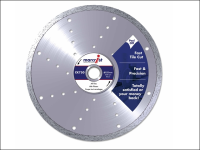 Marcrist CK750 Diamond Blade Fast Cut 180mm x 25.4mm Machine