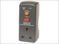Masterplug Safety RCD Adaptor