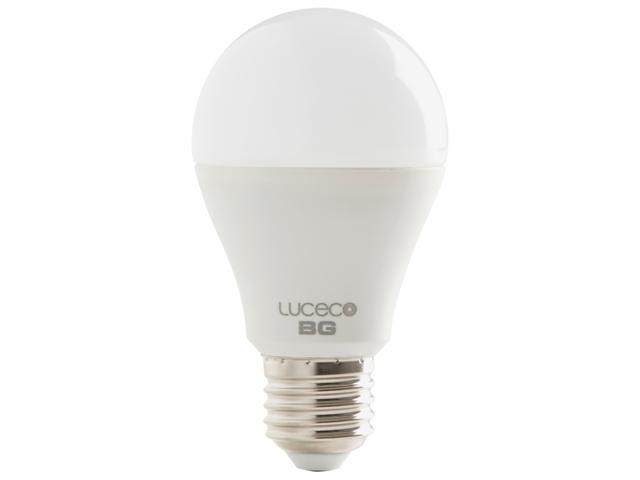 Masterplug LED Classic Bulb E27 Non-Dimmable 810 Lumen 10 Watt 2700K