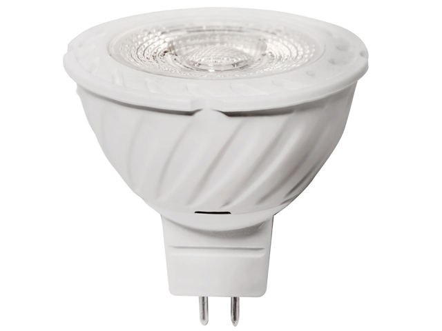 Masterplug LED MR16 Truefit Bulb Non-Dimmable 346 Lumen 5.0 Watt