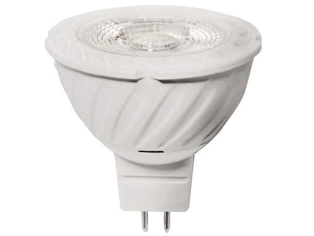 Masterplug LED MR16 Truefit Bulb Non-Dimmable 380 Lumen 5.0 Watt