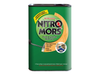 Nitromors New All Purpose Paint & Varnish Remover 4 Litre