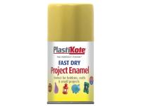 Plasti-kote Fast Dry Enamel Aerosol Gold Leaf 100ml