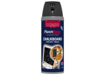 Plasti-kote 26001 Chalkboard Black 400ml