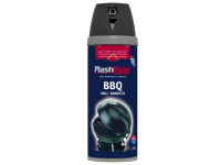 Plasti-kote BBQ Twist & Spray Black 400ml