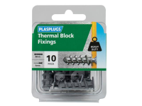 Plasplugs Thermal Block Fixings (Pack 10)