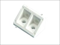Plasplugs WRB 526 White Rigid Joints (20)