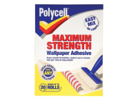 Polycell Maximum Strength Wallpaper Paste 20 Roll