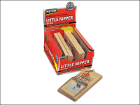 Pest-Stop Systems Little Nipper Rat Trap (Loose) Box of 6