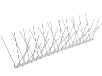 Pest-Stop Systems Prof Bird Spikes 10 x 500 mm Metal Strips