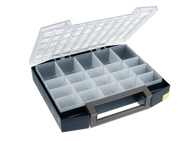 Raaco Boxxser 80 5x10 Pro Organiser Case 20 Inserts