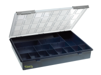 Raaco A4 Profi Service Case Assorter 15 Fixed Compartments