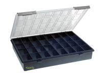 Raaco A4 Profi Service Case Assorter 32 Fixed Compartments
