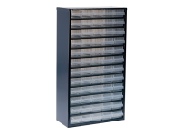 Raaco 1260-00 Metal Cabinet 60 Drawer