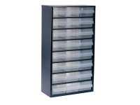 Raaco 1224-02 Metal Cabinet 24 Drawer