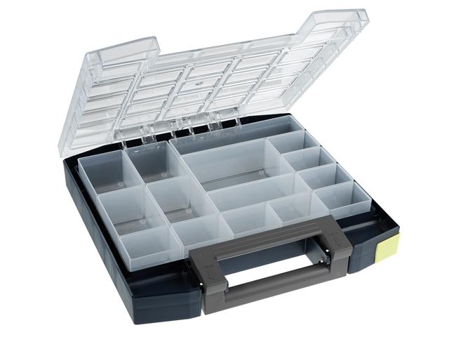 Raaco Boxxser 55 5x5 Pro Organiser Case 15 Inserts