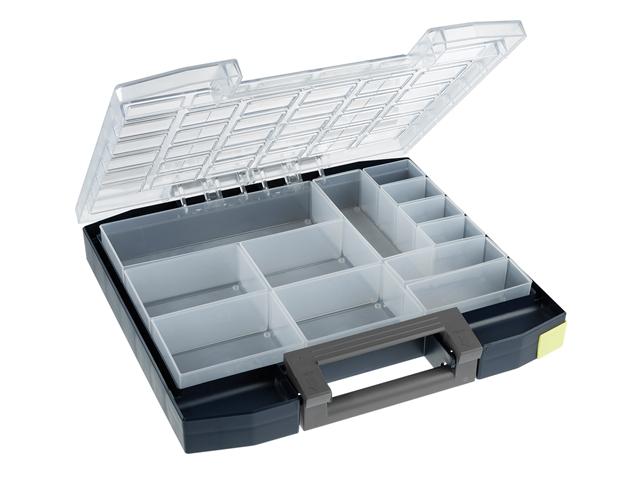 Raaco Boxxser 55 6x6 Pro Organiser Case 12 Inserts