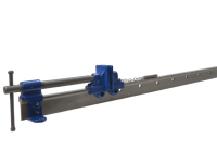 IRWIN Record 136/5 T Bar Clamp 1200mm (48 - 42in) Capacity