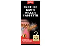 Rentokil Moth Killer Cassette (Pack of 4)