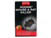 Rentokil Rodine Mouse & Rat Killer 50G