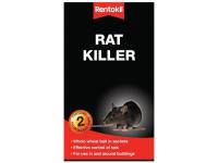 Rentokil Rat Killer 200g