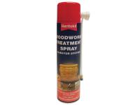 Rentokil Woodworm Treatment Spray 300ml