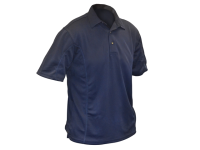 Roughneck Clothing Quick Dry Polo Shirt Blue - XXL