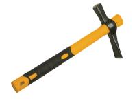 Roughneck Micro Hammer Mattock 0.88lb Fibreglass Handle