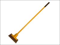 Roughneck Floor Scraper Long Fiberglass Handle 12in