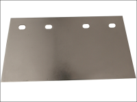 Roughneck Floor Scraper Blade 200mm (8in) Stainless Steel