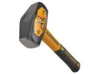 Roughneck Club Hammer 1.4kg (3lb) Fibreglass Handle