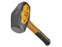 Roughneck Club Hammer 1.8kg (4lb) Fibreglass Handle