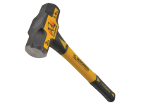 Roughneck Sledge Hammer 1.4kg (3lb) 16in Fibreglass Handle