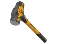 Roughneck Sledge Hammer 1.8kg (4lb) 16in Fibreglass Handle
