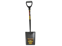 Roughneck Steel Shovel Taper No.2 Fibreglass PYD
