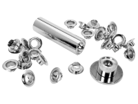 Rapid Eyelets 4mm (100) + Assembly Tools