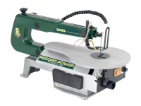 Record Power SS16V Scroll Saw 400mm 75 Watt 240 Volt 240V