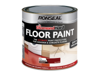 Ronseal Diamond Hard Floor Paint Pebblestone 2.5 Litre