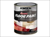 Ronseal Diamond Hard Floor Paint Slate 5 Litre