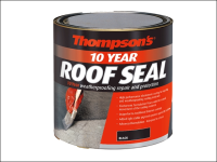 Ronseal Thompsons High Performance Roof Seal Black 1 Litre