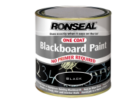 Ronseal One Coat Blackboard Paint 250ml