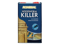 Ronseal Woodworm Killer 5 Litre