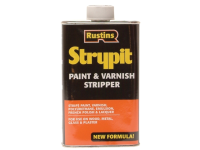 Rustins Strypit Paint & Varnish Stripper New Formulation 4 Litre