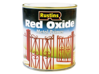 Rustins Red Oxide Metal Primer 500ml