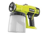 Ryobi P620 Cordless One+ Speed Paint Sprayer 18 Volt Bare Unit 18V