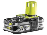 Ryobi RB 18L25 ONE+ 18V Battery 18 Volt 2.5Ah Li-Ion