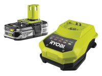 Ryobi RBC 18L15 One+ Battery & Charger 18 Volt 1.5Ah Li-Ion 18V